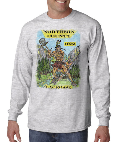Northern County Lacrosse - Long Sleeve