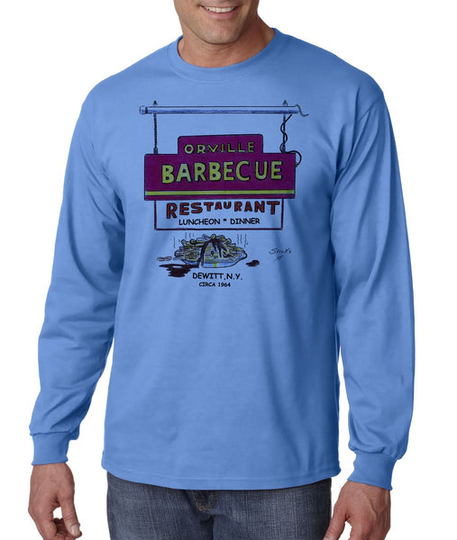 Orville BBQ Diner - Long Sleeve