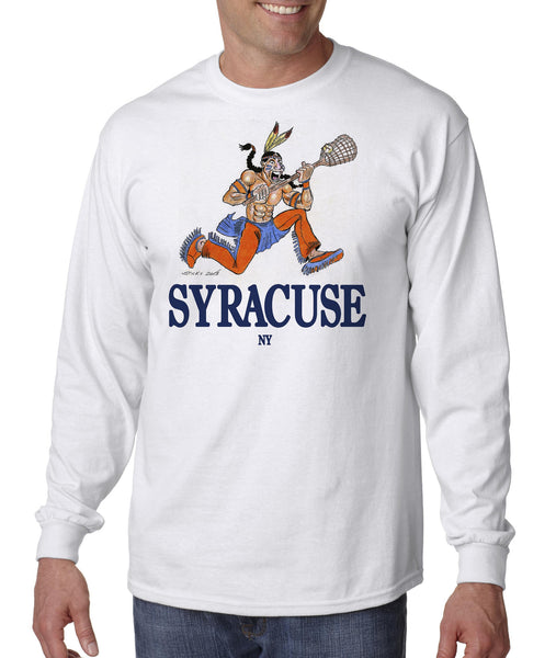 Syracuse Indian Lacrosse - Long Sleeve