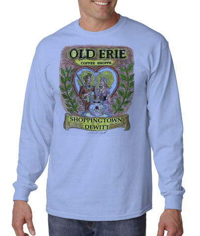 Old Erie Coffee Shoppe - Long Sleeve