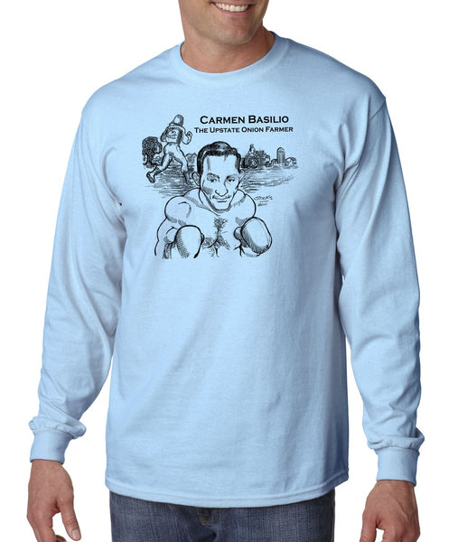 Carmen Basilio - Long Sleeve