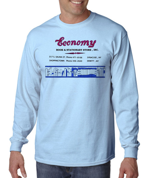 Economy Bookstore - Long Sleeve