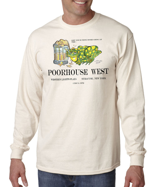 Poor House West - Long Sleeve