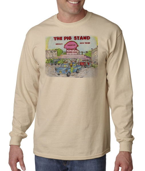 Pig Stand - Long Sleeve