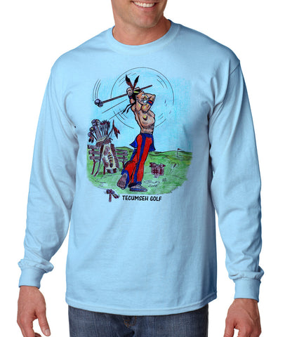 Tecumseh Golf - Long Sleeve