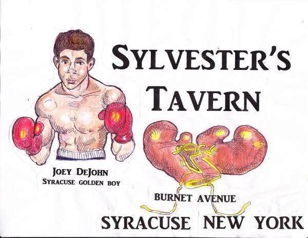 Sylvester's Tavern - Hooded Pullover