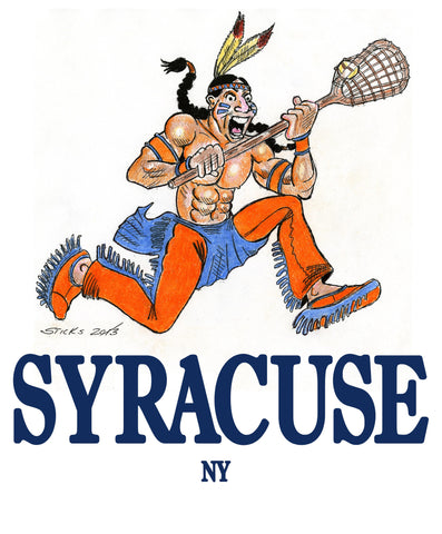 Syracuse Indian Lacrosse