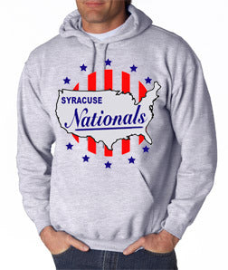 Syracuse Nationals - Hooded Pullover