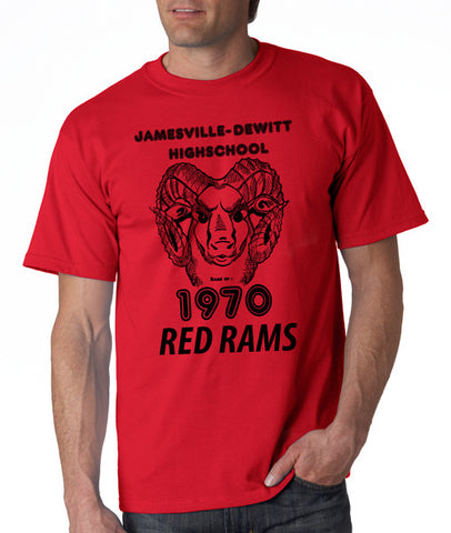 JD 1970 Red Rams