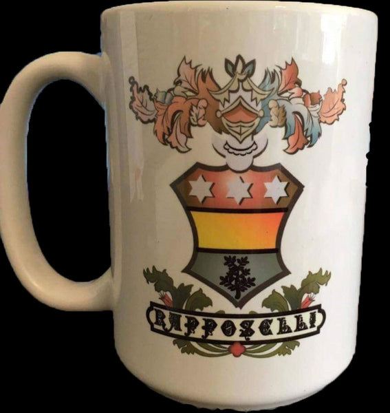 Rapposelli Family Mug