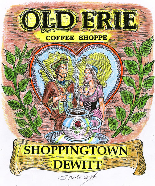 Old Erie Coffee Shoppe