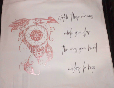Dream catcher cushion cover