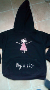 Sister/brother children's tops
