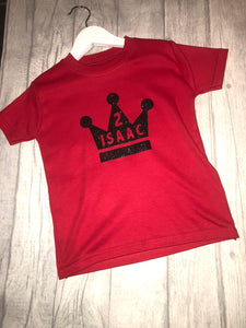 Children's birthday tshirt