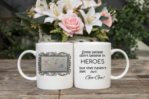 Custom mug design -  own drawing/ text/photo