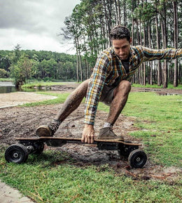 ISLAND ELECTRIC SKATEBOARD - ALL TERRAIN