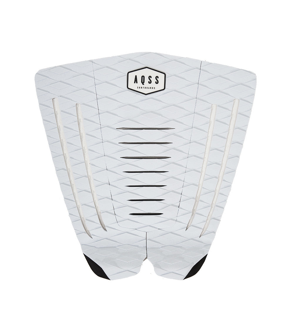 WHITE 3 PIECE TRACTION PAD