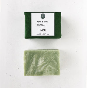 Mint & Shea Soap Bar