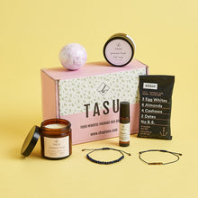 Load image into Gallery viewer, Tasu Self-Care Wellness Box