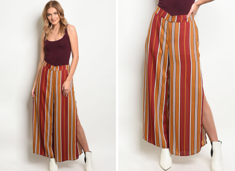 Stripes Pants Online