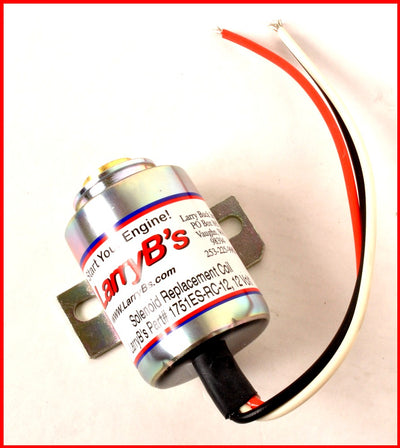 LarryB's Replacement Coil Only for Solenoid 1751ES, 12 Volt