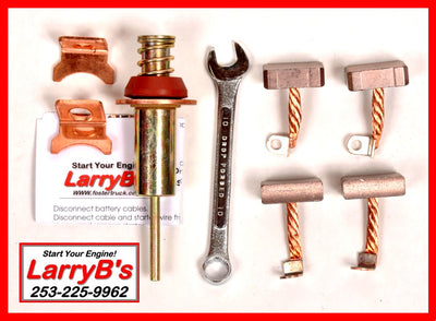 LarryB's EASY Starter rebuild kit 89-93 for Dodge Denso