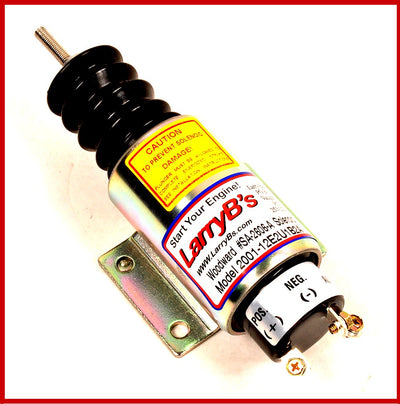 LarryB's Fuel Shutdown Solenoid, Woodward# SA-2606-A
