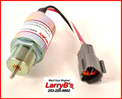 SA-3725-12, 30A87-00040, 30A8720402 Shut Off Solenoid Switch
