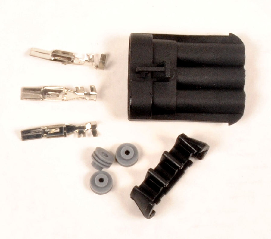 Female 6mm x 1.00mm thread Snaps on 8mm ball Rod End for Solenoid