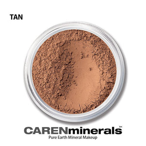 Gluten and Bismuth Oxychloride-Free Foundation (Tan)