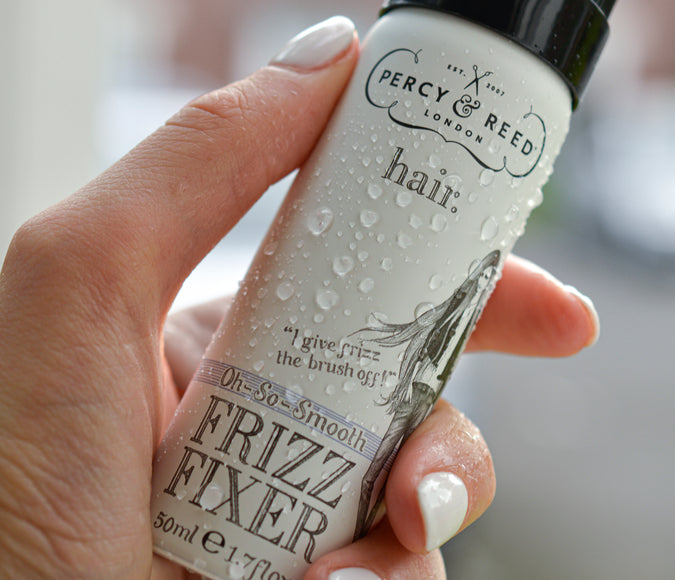 How to use Oh-So-Smooth Frizz Fixer