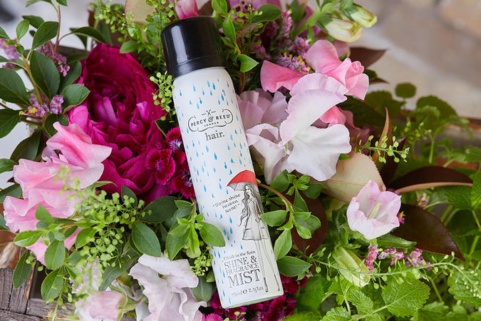 Introducing Shine And Fragrance Hair Mist