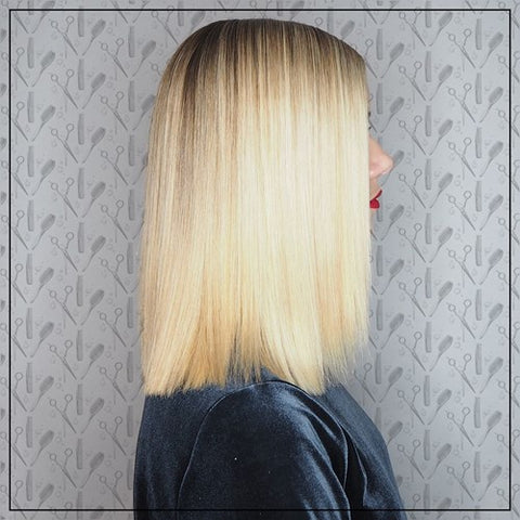 Blunt Bob - Autumn Hair Trends 2019