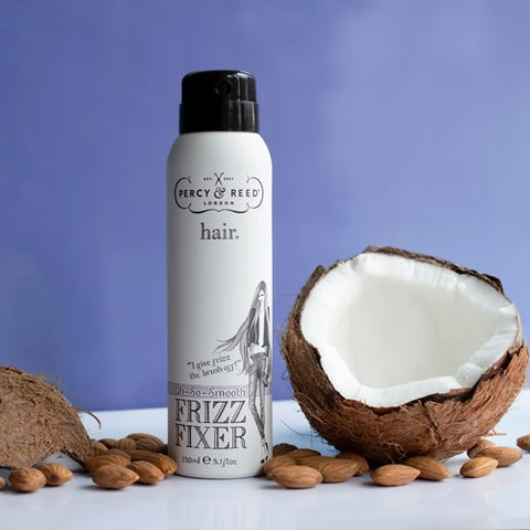 Dry Damaged Hair Frizzy - Frizz Fixer Spray