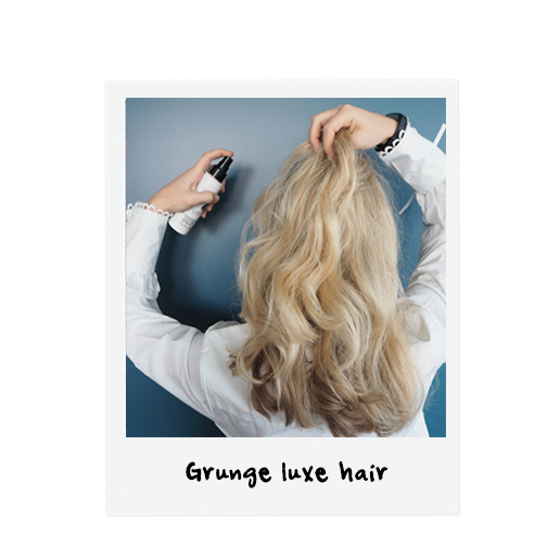grunge luxe hair beyond the beach