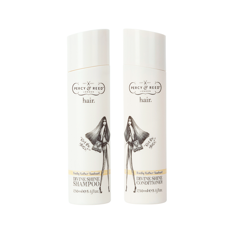 Percy & Reed Shine Shampoo & Conditioner