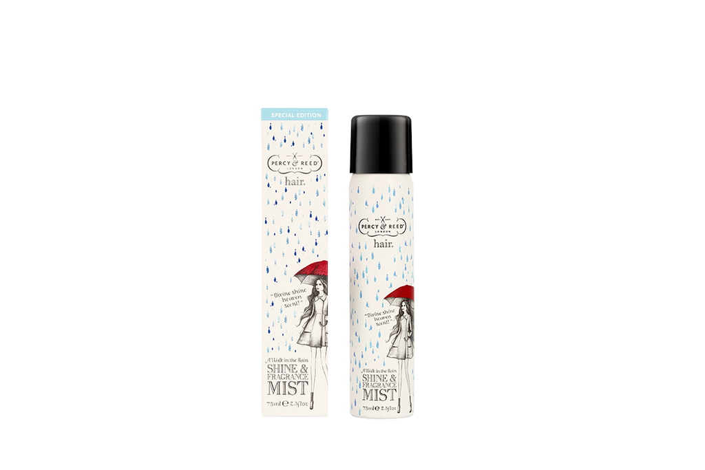 Percy & Reed Shine and Fragrance Mist