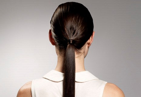 Low Ponytail - Autumn Hair Styles 2019