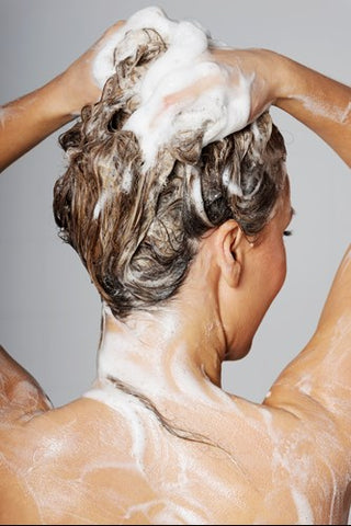 over washing hair can make it oilier