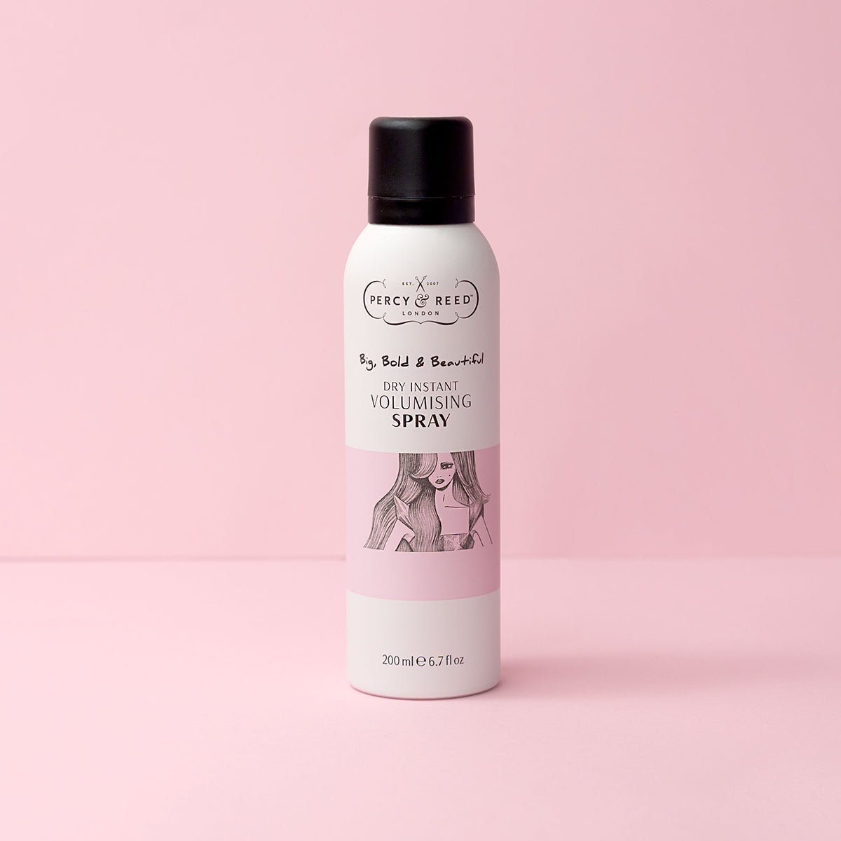 Percy & Reed Big Bold & Beautiful Dry Instant Volumising Spray