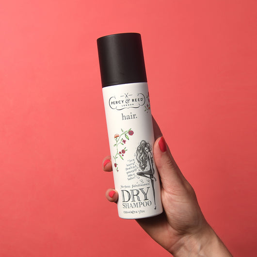 Percy & Reed Eau My Goodness No-Fuss Fabulousness Dry Shampoo