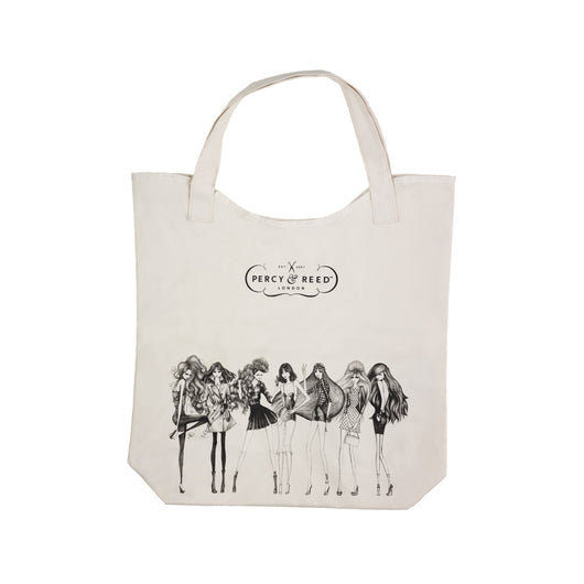 Percy & Reed Signature Tote Bag