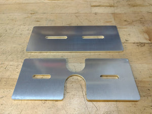 Intercooler Reinforcement Plates CTS-V - Black Sheep Industries Inc.