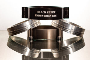 "3.5"" Charge Pipe Clamp - Extreme Duty - Black Sheep Industries Inc."