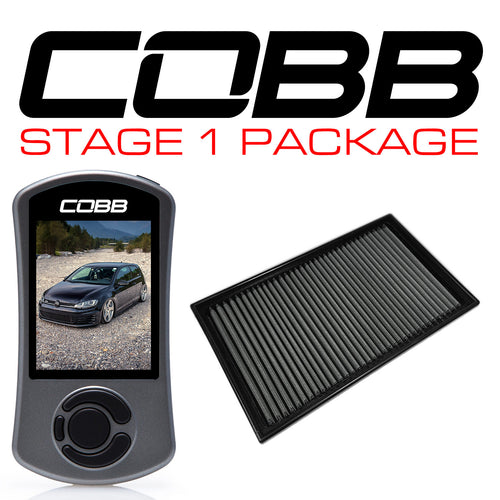VOLKSWAGEN STAGE 1 POWER PACKAGE WITH DSG FLASHING (MK7) GTI - COBB