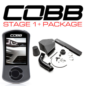VOLKSWAGEN STAGE 1 + POWER PACKAGE (MK7) GOLF R - COBB