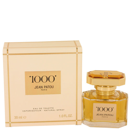 1000 Eau De Toilette Spray By Jean Patou 1 oz Eau De Toilette Spray