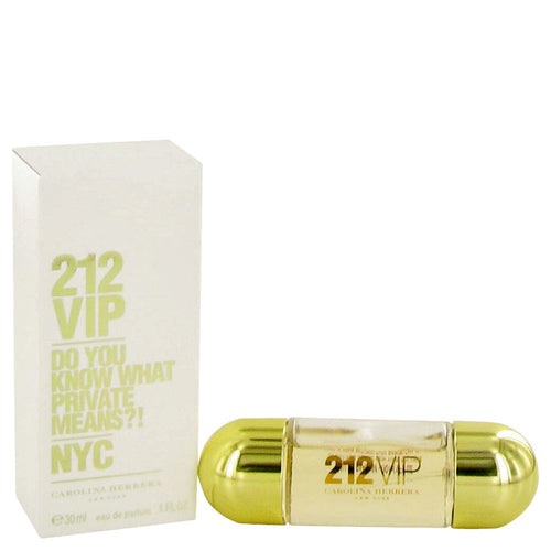 212 Vip Eau De Parfum Spray By Carolina Herrera 1 oz Eau De Parfum Spray