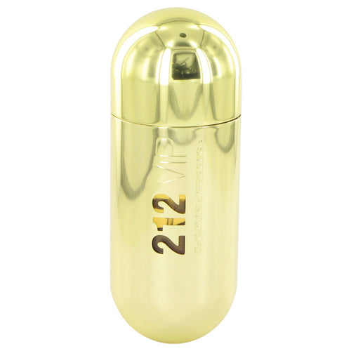 212 Vip Eau De Parfum Spray (Tester) By Carolina Herrera 2.7 oz Eau De Parfum Spray