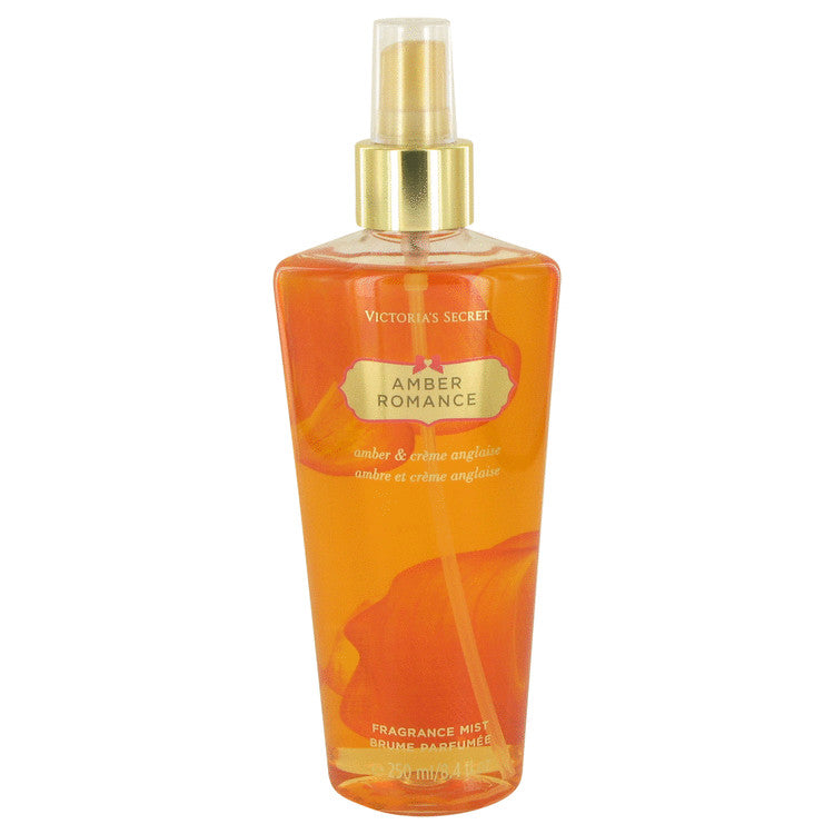 Amber Romance Fragrance Mist Spray By Victoria's Secret 8.4 oz Fragrance Mist Spray